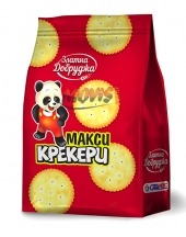Maxi Crackers Coctail Zlatna Dobrudzha 180g.