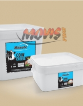 Cow White Cheese Manole 400g PVC