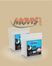 Cow White Cheese Manole 400g. vacuum