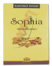 Red wine Sophia 3L