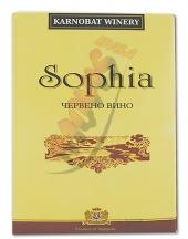 Red wine Sophia 3L