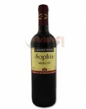 Вино София Merlot