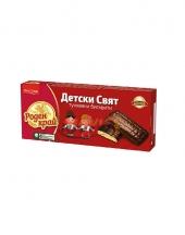 Chocolate Coated Biscuits Roden Krai Detski Svyat
