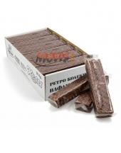 Chocolate Waffle Heli Retro