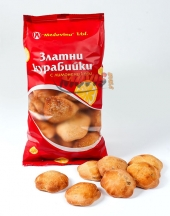 Homemade Style Cookies with Lemon Peel 230g Medovina