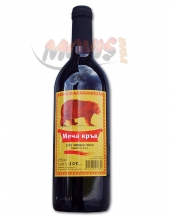 Wine Bear Blood