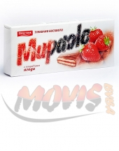 Coated Biscuits Mirage Strawberry