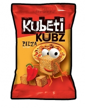 Kubeti Kubz Pizza