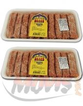 Pork Kebapche for Grill Nolev 500g