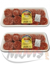 Beef meatballs for grill Nolev