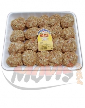 Pork meatballs for grill Nolev 2kg