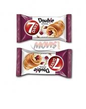 Croissant 7Days Double vanilla & morello cherry