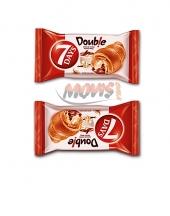 Croissant 7Days Double vanilla & cacao