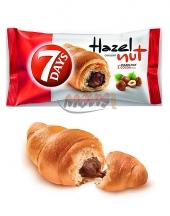 Croissant 7Days Max hazelnut