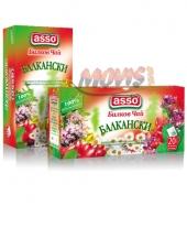 Asso Balkan Herbal Tea