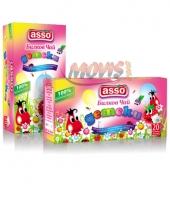 Asso Children's Herbal Tea