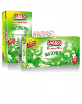 Asso Common Balm Herbal Tea