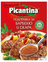 Подправка за барбекю и скара Пикантина