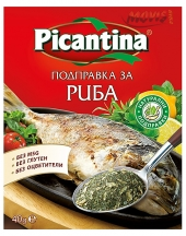 Picantina seasoning for Fish