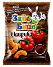 Snack Zayo Bayo with paprika flavour
