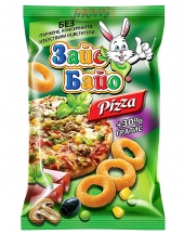 Snack Zayo Bayo with pizza flavour