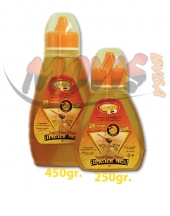 Honey 100% Natural Bee Product 450g Tube