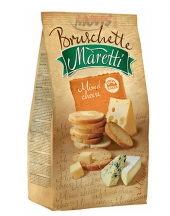 Bruschette Maretti Mixed Cheeses