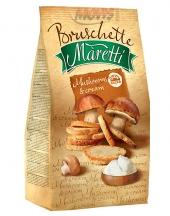 Bruschette Maretti Mushrooms and Cream