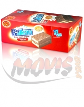Mini cake Balkan with cacao box 27 pieces