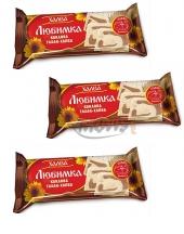 Cacao Tahini Halva Lubimka