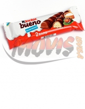 Chocolate dessert Kinder Bueno