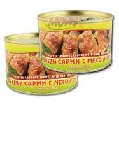 Зелеви сарми с месо и ориз Ловмит 410г
