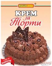 Крем за торти с вкус шоколад Радиком