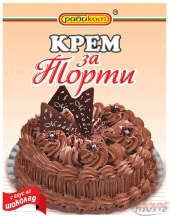Cake Cream Chocolate Radikom