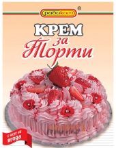 Крем за торти ягода Радиком