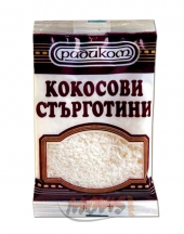 White coconut crumbs Radikom