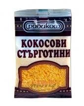 Colour coconut crumbs Radikom