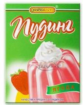 Strawberry pudding Radikom