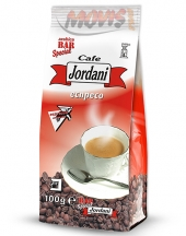 Coffee Jordani Bar Espresso