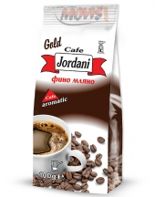 Coffee Jordani Gold finely ground