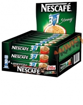 NESCAFE® 3 in 1 Strong box