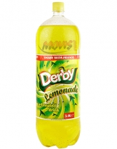 Carbonated drink Derby lemonade 3L