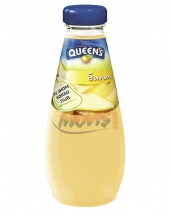 Fruit juice Queens banana 250ml