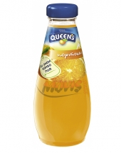 Fruit juice Queens orange 250ml