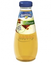 Fruit juice Queens  apple 250ml