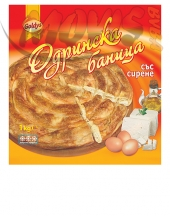 Adrianople cheese banitsa