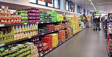 Our shop in Antwerpen, Bisschopstraat 17-19